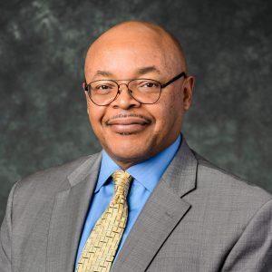 André E. Phillips Headshot